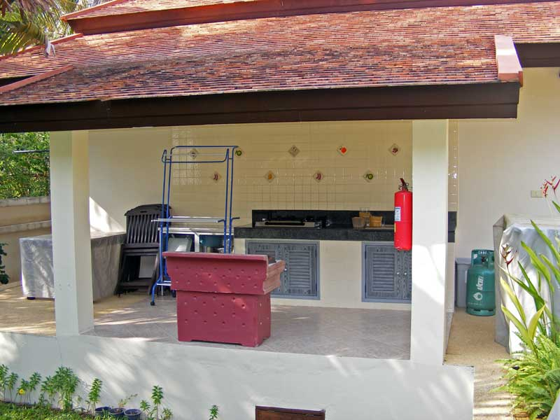 Outside kitchen for Kitchen set bali