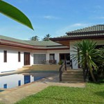 Koh Samui investment in holiday homes - Baan Yai house view-s