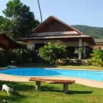 Baan Lek house view