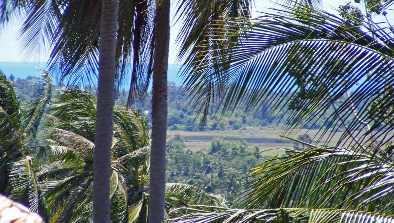 Koh Samui Bauland mit Aussicht in Namuang - Sea view